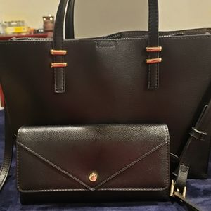 Kate Landry handbag and matching wallet